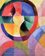 Famous cubist paintings for sale cubist painting reproductions on circular forms sun no 1 painting reproduction robert delaunay thecheapjerseys Images