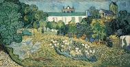 Daubigny Garden painting reproduction, Vincent Van Gogh