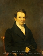 Edward Kellogg painting reproduction, Samuel Lovett Waldo