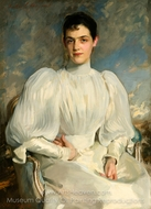 Elsie Wagg painting reproduction, John Singer Sargent