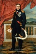 General Etienne-Maurice Gerard, Marshal of France painting reproduction, Jacques-Louis David