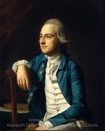 Gulian Verplanck painting reproduction, John Singleton Copley