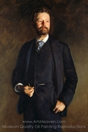 Henry Cabot Lodge painting reproduction, John Singer Sargent