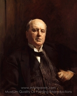 Henry James painting reproduction, John Singer Sargent