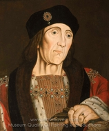 Henry VII painting reproduction, John Bettes