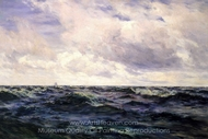 Hove To for a Pilot painting reproduction, Henry Moore