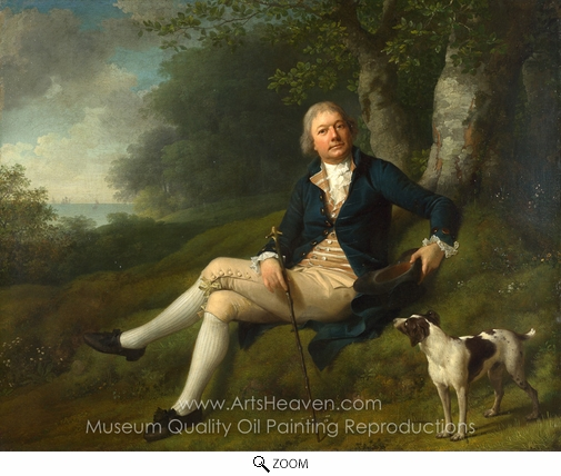 Jens Juel, Joseph Greenway oil painting reproduction