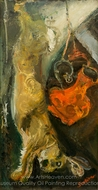 Le Lapin painting reproduction, Chaim Soutine