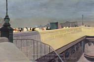 Le Pont-Neuf painting reproduction, Felix Vallotton