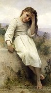 Little Thieves (Petite Maraudeuse) painting reproduction, William A. Bouguereau
