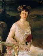 Mrs. Winthrop W. Aldrich painting reproduction, Joaquin Sorolla