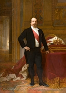 Napoleon III painting reproduction, Alexandre Cabanel