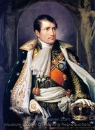Napoleon, King of Italy painting reproduction, Andrea I. Appiani