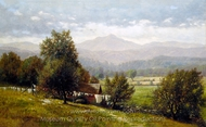 Near Jackson, White Mountains painting reproduction, Clinton Ogilvie