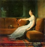 Portrait of Josephine painting reproduction, Francois Gerard