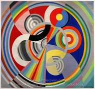 Famous cubist paintings for sale cubist painting reproductions on rhythm no 1 painting reproduction robert delaunay thecheapjerseys Images
