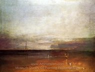 Rocky Bay with Figures painting reproduction, Joseph M. W. Turner