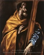 Saint Philip painting reproduction, El Greco