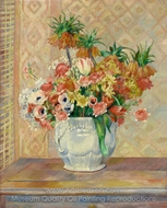 Still Life Flowers painting reproduction, Pierre-Auguste Renoir