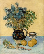 Still Life (Nature morte) painting reproduction, Vincent Van Gogh
