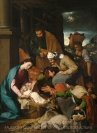 The Adoration of the Shepherds painting reproduction, Italian Painter