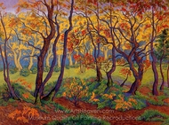 The Clearing (Edge of the Wood) painting reproduction, Paul Ranson