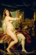 The Death of Dido painting reproduction, Peter Paul Rubens