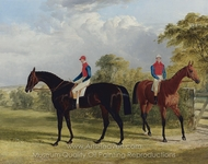 The Earl of Chesterfield's Industry painting reproduction, John Frederick Herring Sr.