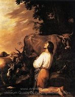 The Prodigal Son painting reproduction, Salvator Rosa