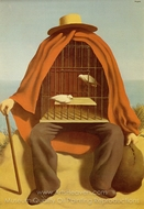 The Therapist painting reproduction, Rene Magritte (inspired by)