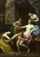 The Toilet of Venus painting reproduction, Guido Reni