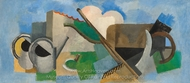 The Watering Can painting reproduction, Roger De La Fresnaye