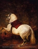 The White Horse painting reproduction, Diego Velazquez