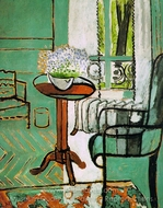 The Window painting reproduction, Henri Matisse
