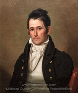 Thomas Claiborne Jr. painting reproduction, Ralph Earl