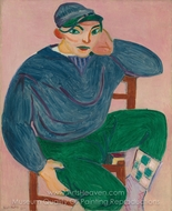 Young Sailor II painting reproduction, Henri Matisse