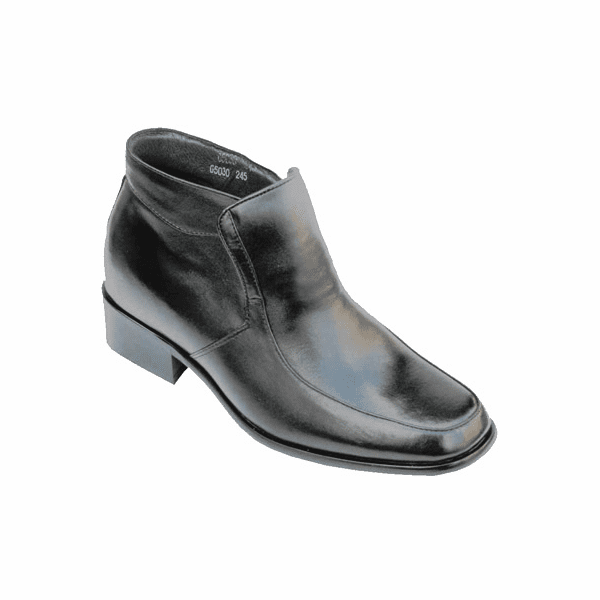 CALDEN - K5030 - 3 Inches Taller - Boots (Black) - Discontinued
