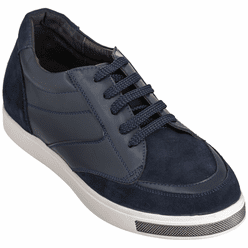 CALTO - Y26152 - 2.4 Inches Taller (Dark Blue)