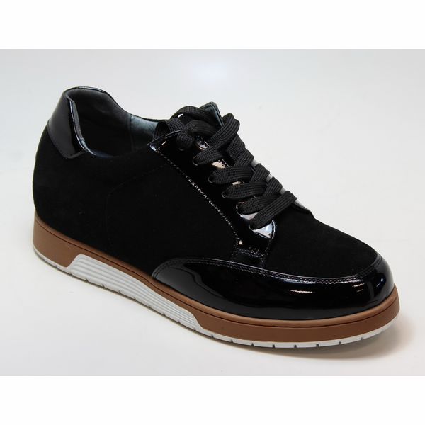 FSA0030 - 3 Inches Taller (Black) - Size 7.5 Only - Discontinued