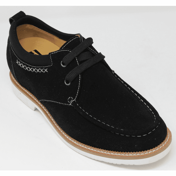FSB0052 - 2.6 Inches Taller (BLACK) - Size 7.5 Only - Discontinued