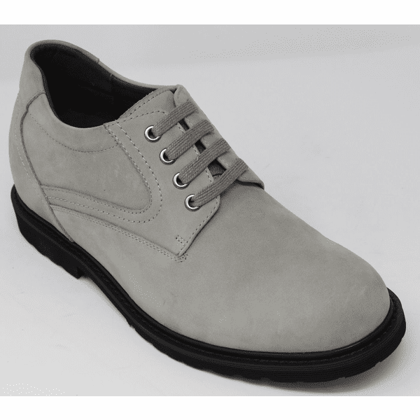 FSB0058 - 2.4 Inches Taller (GREY) - Size 7.5 Only