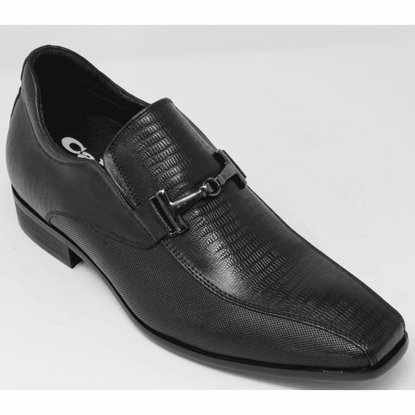 FSB0059 - 2.6 Inches Taller (BLACK) - Size 7.5 Only - Discontinued