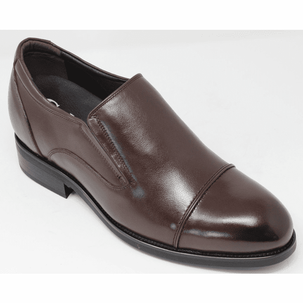 FSB0060 - 3.2 Inches Taller (DARK BROWN) - Size 9 Only - Discontinued