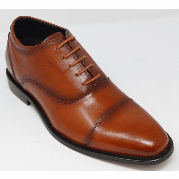 FSC0059 - 2.6 Inches Taller (BROWN) - Size 7.5 Only - Discontinued