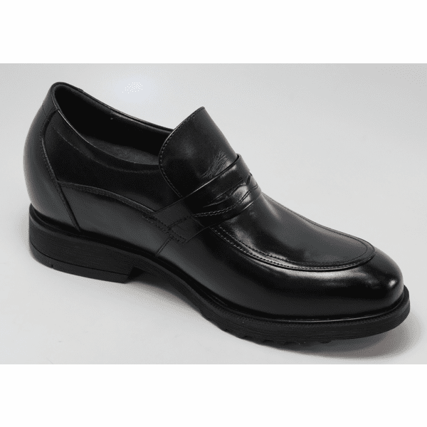 FSD0021 - 3 Inches Taller (Black) - Size 7.5 Only