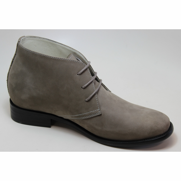 FSD0033 - 3 Inches Taller (Grey) - Size 7.5 Only - Discontinued