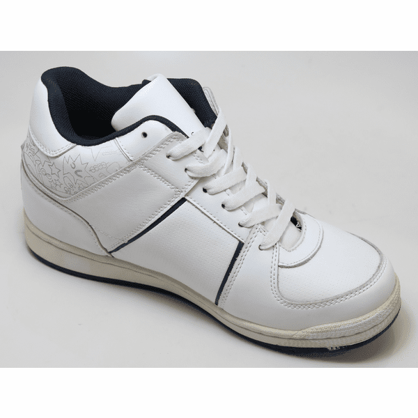 FSE0026 - 3.2 Inches Taller (White) - Size 7.5 Only - Discontinued