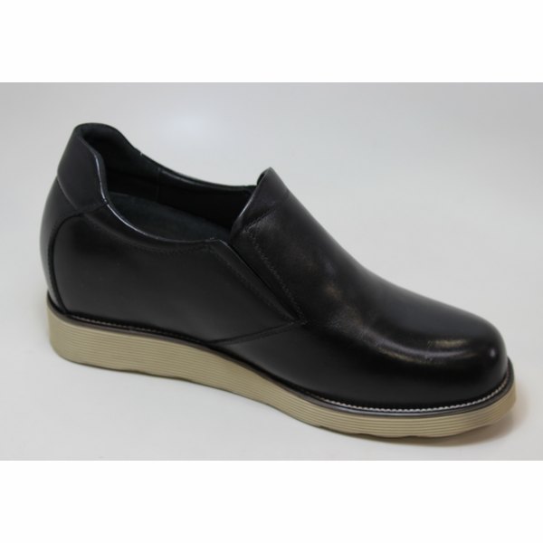 FSE0033 - 3.2 Inches Taller (Black) - Size 7.5 Only - Discontinued