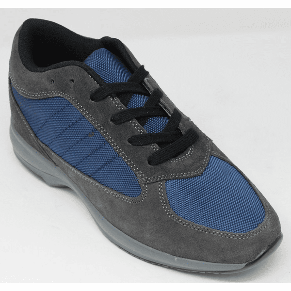 FSE0041 - 2.6 Inches Taller (BLUE/GREY) - Size 10 Only - Discontinued