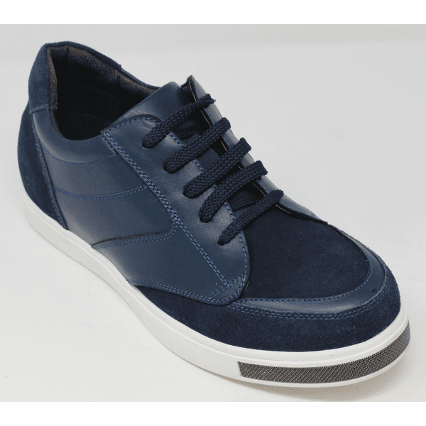 FSE0050 - 2.2 Inches Taller (DARK BLUE) - Size 9 Only - Discontinued